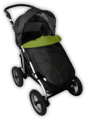 IVEMA BABY - Nánožník Maxi Sport - limetka