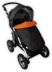 IVEMA BABY - Nánožník Maxi Sport - oranžový