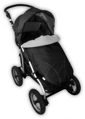 IVEMA BABY - Nánožník Maxi Sport - šedý