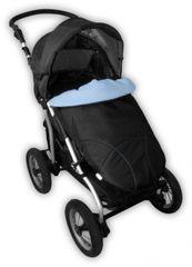 IVEMA BABY - Nánožník Maxi Sport - světle modrý