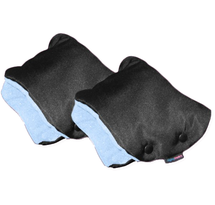 IVEMA BABY - Rukávník na oddělené rukojeti (2 kusy) - modrý