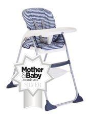 JOIE - jídelní židlička, Mimzy Snacker denim
