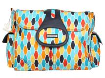 KALENCOM - Přebalovací taška Elite Coated Honeycomb Orange