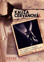 Kauza Cervanová I. - Peter Tóth