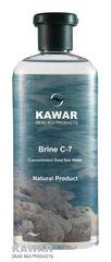 Kawar - Brine C-7 koncentrovaná voda z Mrtvého moře 400 ml