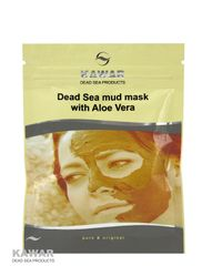 KAWAR - Pleťová maska s Aloe vera 75 g sáček
