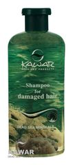 Kawar - Šampon na poškozené vlasy s minerály z Mrtvého moře 400ml