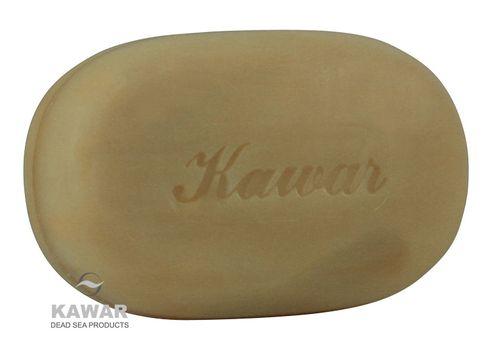 Kawar - sírový mýdlo s minerály z Mrtvého moře 120g