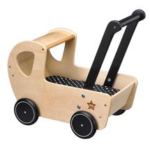 KIDS CONCEPT - Kočárek dřevěný Neo natural