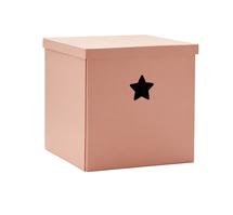 KIDS CONCEPT - Krabice Star Pink