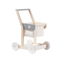 KIDS CONCEPT - Nákupní vozík dřevěný Bistro