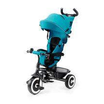 KINDERKRAFT - Tříkolka ASTON turquoise Kinderkraft
