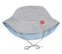 LÄSSIG - Klobouček Sun Protection Bucket Hat - small stripes 18-36 měsíců