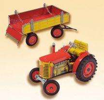 KOVAP - Traktor Zetor s valníkem