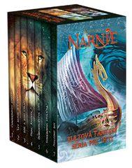 Kroniky Narnie set (7 kníh) - Clive Staples Lewis