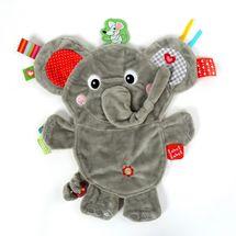 LABEL-LABEL - Slon, šedá