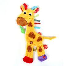 LABEL-LABEL - Žirafa, žlutá