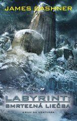 Labyrint: Smrteľná liečba - James Dashner