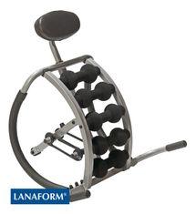 LANAFORM - Back Gym zařízení na cvičení