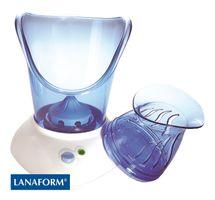 LANAFORM - Facial Care obličejová sauna s nosním inhalátorem