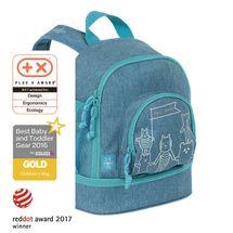 LÄSSIG - Dětský batoh Mini Backpack About Friends mélange blue