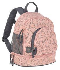 LÄSSIG - dětský batoh, Mini Backpack Spooky peach