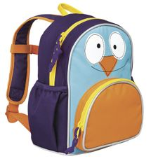Lässig - Dětský batoh Wildlife Mini Backpack Update - Birdie