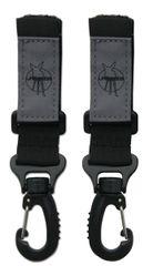 Lässig - Háčky Casual Stroller Hooks, black