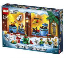 LEGO - Adventní kalendář City 60201 (2018)