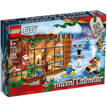 LEGO - Adventní kalendář City 60235 (2019)