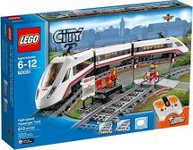LEGO - City 60051 Vysokorychlostní osobní vlak