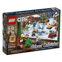LEGO - City 60155 Adventní kalendář 2017