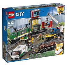 LEGO - City 60198 Nákladní vlak