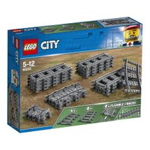 LEGO - City 60205 Kolejnice