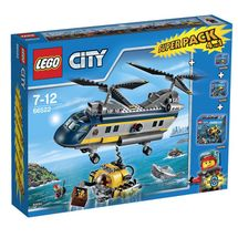 LEGO - City 66522 Velká sada Podmořská výzkumná expedice 4v1