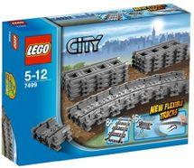 LEGO - City Ohebné koleje 7499