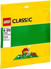 LEGO - Classic 10700 Zelená podložka na stavění