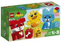 LEGO - DUPLO 10858 Moji první skládací mazlíčci
