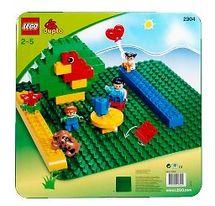 LEGO - DUPLO 2304 Velká podložka na stavění