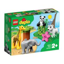 LEGO - DUPLO Wild Animals 10904 Svěrací mláďátka