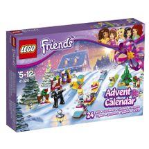 LEGO - Friends 41326 Adventní kalendář 2017