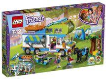 LEGO - Friends 41339 Mia a její karavan