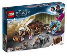 LEGO - Harry Potter  75952 Mlokův kufřík s kouzelnými bytostmi