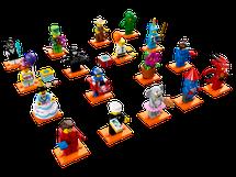 LEGO - Minifigurky 18. série: Párty