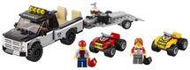 LEGO - Závodní Tým Čtyřkolek