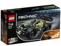 LEGO - Technic 42072 Zelené závodní auto