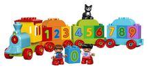 LEGO - Vláček S Čísly