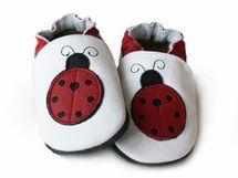 Liliputi - Boty Miss Ladybug - velikost L (18-24 měsíců)