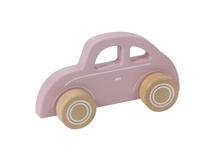 LITTLE DUTCH - Autíčko brouk pink