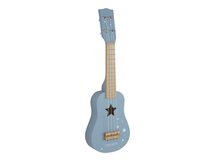 LITTLE DUTCH - Kytara blue